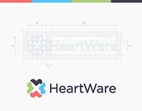 HeartWare Branding.