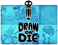 Draw or Die - #03