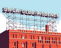 UTICA CLUB - BREWERY