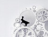 FICTION PARC  Logo & Album Cover