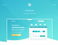Deskfy - Website