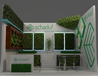 Shaduf booth design