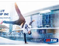 TIM - Advertising campaign