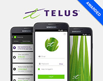 Telus My account - UX Direction