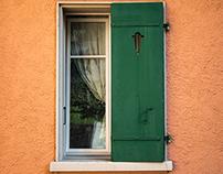 Windows, doors and pentacorns.