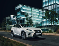 Lexus NX/UX/CT 2019