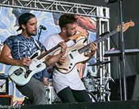 Sykes Vans Warped Tour 2016 WA