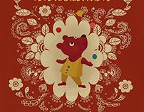 """Children's Book """"El libro de los osos amaestrados"""""""