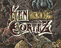 KEN mode/Cortez promo poster