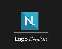 Nova Digital // Logo Design