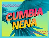 Cumbia Nena - Colección Verano 2015