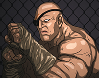 Street Fighter : Sagat