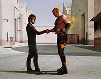 Classic Albums Re-Imagined, WWE
