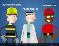Expo CN - Sistema de Prevenção e Combate a Incêndios