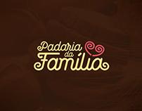 Padaria da Família - visual identity