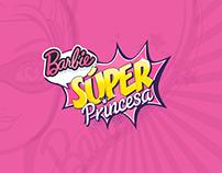 Activación Barbie Súper Princesa