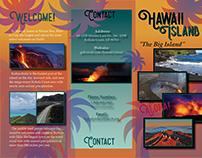 Hawaii Island Brochure