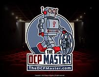 Mascot Logo for a Company to Convert Films Into CRU