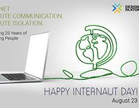 #Celebrate #Internaut Day