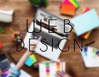 Projetos de WEB Design