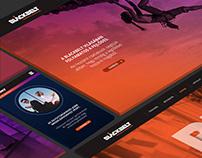 Recent work / webdesign