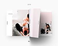 MEMORY - FREE Baby Book Template