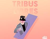 Illustrations Festival Tribus Libres
