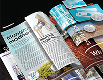 Materials World App Advert