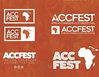 ACCFEST Logo Concepts