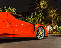 Client Appreciation Dinner - Ferrari of Newport Beach