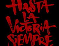 Hasta la victoria