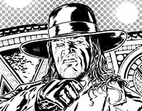 WWE illustration.