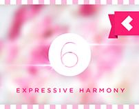 SHIFTED 6: EXPRESSIVE HARMONY