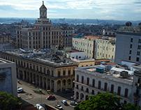 Ruas de Havana, Cuba