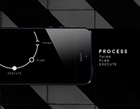 Process App / Think. Plan. Execute.