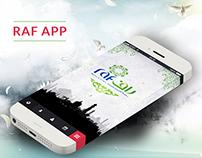Raf charity ( App )