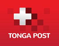 Tonga Post Concept