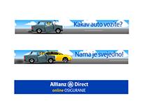 Allianz - banners