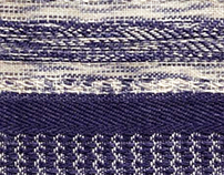 My love for Indigo- Handwoven