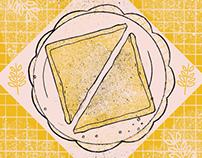 Saturday Kitchen Week Thirteen: Toast