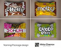 Choco Package Design / Naming