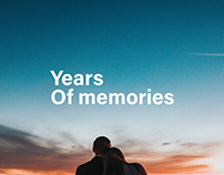 Years of memories