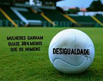 Dia Internacional da Mulher - Figueirense