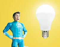 Super Ahorrador LED