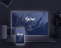 Website - Macine