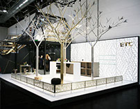 EUROSHOP 2017 Exhibition stand of ETC