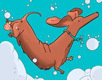 Children's Illustrations / Ilustración para Niños