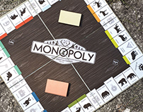 The Great Outdoors Monopoly