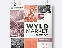 Wyld Market Poster Art + Social Media Images