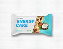Energy Cake Package Refresh